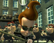 Hidden alphabets - Jimmy Neutron t�rgykeres�s j�t�kok
