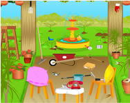 Hidden objects garden t�rgykeres�s j�t�kok
