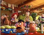 Hidden objets Toy Story j�t�k