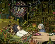 Howls moving castle hidden objects t�rgykeres�s j�t�kok
