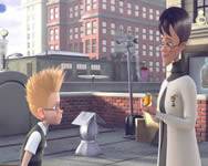 Meet the Robinsons hidden objects online j�t�k