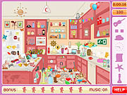 Messy kitchen hidden objects t�rgykeres�s j�t�kok