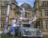 Wallace and Gromit find the numbers j�t�k